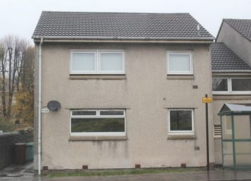 Thumbnail 1 bed flat for sale in Kingston Road, Kilsyth