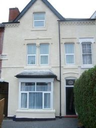 Thumbnail 1 bed flat to rent in Chester Road, Sutton Coldfield