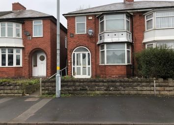 Thumbnail 3 bed semi-detached house for sale in Coventry Road, Birmingham, West Midlands