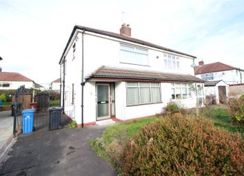 Thumbnail 3 bed semi-detached house for sale in Pear Tree Road, Liverpool, Merseyside