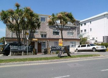 Thumbnail Hotel/guest house for sale in Newquay, Cornwall