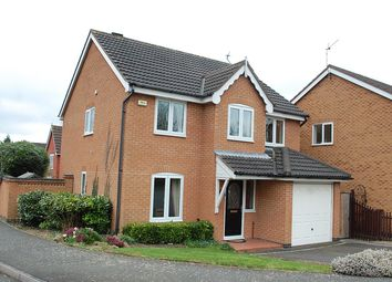 Thumbnail 4 bed detached house for sale in Kingfisher Close, Barrow Upon Soar, Loughborough