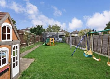 Thumbnail 3 bedroom end terrace house for sale in Normanshire Drive, London