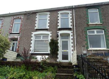 Thumbnail 2 bed terraced house to rent in Brynogwy Terrace, Nantymoel, Bridgend.