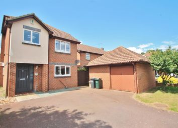 Thumbnail 3 bed detached house for sale in Pilgrims View, Greenhithe