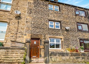 Thumbnail 3 bed terraced house for sale in Paris Road, Scholes, Holmfirth