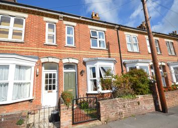 Thumbnail 2 bed terraced house for sale in Emsworth Road, Lymington