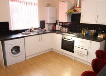 Thumbnail 4 bedroom terraced house to rent in Thornville Street, Leeds