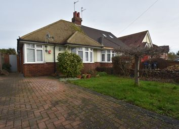 Thumbnail 2 bed semi-detached bungalow for sale in Grange Road, Broadstairs