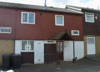 Thumbnail 3 bed terraced house to rent in Great Holme Court, Thorplands, Northampton