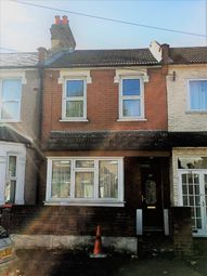 Thumbnail 3 bedroom terraced house for sale in Welbeck Road, East Ham