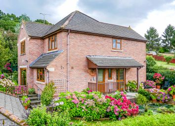 Thumbnail 4 bed detached house for sale in Beech Road, Yorkley, Lydney