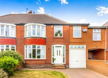 Thumbnail 4 bed terraced house for sale in Grange Road, Rotherham