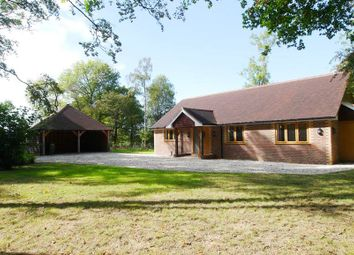 Thumbnail 3 bed detached bungalow to rent in Park Street Lane, Stane Street, Slinfold