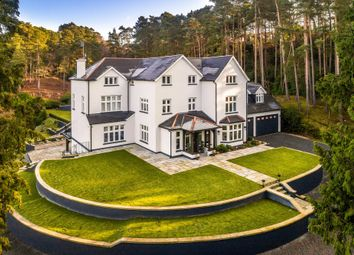 Thumbnail 8 bed detached house for sale in Frensham Road, Lower Bourne, Farnham, Surrey