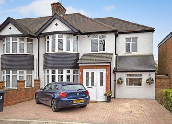 Thumbnail 5 bed semi-detached house for sale in Whitton Avenue East, Greenford, Middlesex