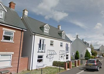 Thumbnail 4 bed property to rent in Sherbourne Drive, Old Sarum, Salisbury