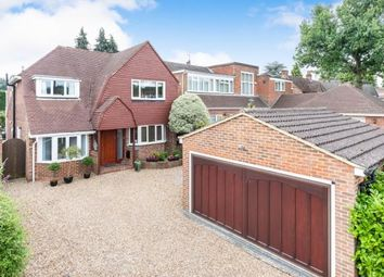 Thumbnail 4 bed detached house for sale in Lightwater, Surrey, .