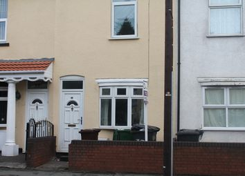 Thumbnail 2 bedroom terraced house for sale in Craddock Street, Wolverhampton