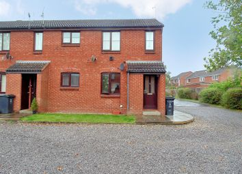 Thumbnail 1 bedroom maisonette to rent in Heronbridge Close, Westlea, Swindon