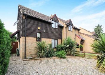 Thumbnail 2 bedroom semi-detached house for sale in Lower Meadow, Cheshunt, Waltham Cross, Hertfordshire