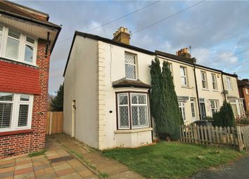 Thumbnail 2 bed end terrace house for sale in Wendover Road, Staines, Middlesex