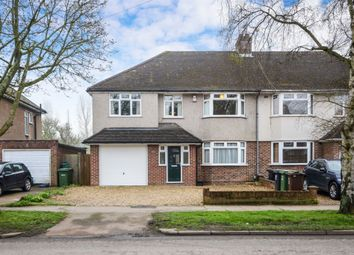 Thumbnail 5 bed semi-detached house for sale in Beech Road, St.Albans