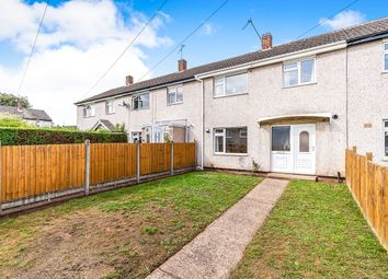 Thumbnail 3 bed terraced house for sale in Clyde Court, Coalville