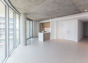 Thumbnail 3 bed flat to rent in Tidal Basin Road, Canary Wharf