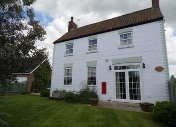 Thumbnail 4 bed detached house for sale in High Street, Fiskerton, Lincoln