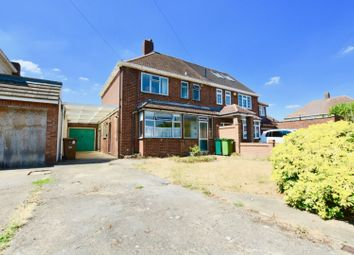 Thumbnail 3 bed semi-detached house for sale in Carew Road, Ashford