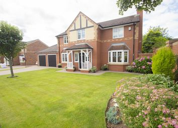 Thumbnail 4 bed detached house for sale in Relton Way, Hartlepool