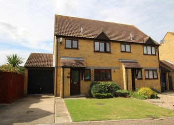 Thumbnail 3 bed semi-detached house for sale in Monkswood, Littleport, Ely