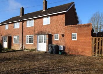 Thumbnail 3 bed semi-detached house to rent in Fairfield Road, Borough Green, Sevenoaks
