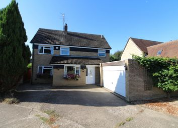 Thumbnail 4 bedroom detached house for sale in Maltings Close, Stoke Goldington, Newport Pagnell, Buckinghamshire
