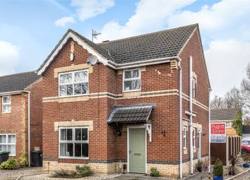Thumbnail 3 bed detached house for sale in Primrose Close, North Hykeham