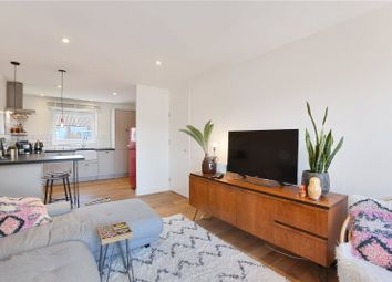 Thumbnail 1 bed flat to rent in Suffolk Road, London