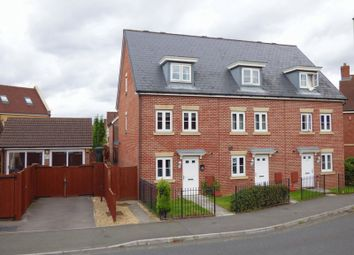 Thumbnail 3 bed semi-detached house for sale in Woodvale Kingsway, Quedgeley, Gloucester