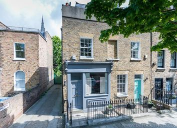 Thumbnail 3 bedroom end terrace house for sale in Camberwell Grove, London