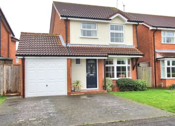 Thumbnail 3 bed detached house for sale in Diane Close, Stoke Grange