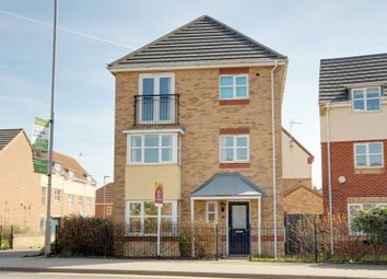 Thumbnail 5 bed detached house for sale in Ashgate Road, Hucknall, Nottingham