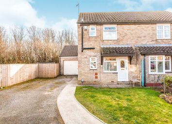 Thumbnail 3 bedroom semi-detached house for sale in Mildenhall Close, Hartlepool