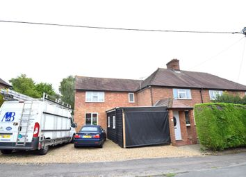 Thumbnail 4 bed semi-detached house to rent in Hillway, Linton, Cambridge