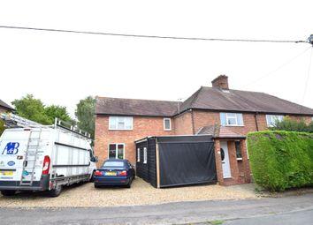 Thumbnail Semi-detached house to rent in Hillway, Linton, Cambridge