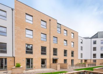 Thumbnail 3 bed flat for sale in Plot 25, Marionville Road, Edinburgh