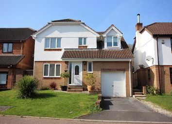 Thumbnail 4 bed detached house to rent in Merrywood, Ogwell