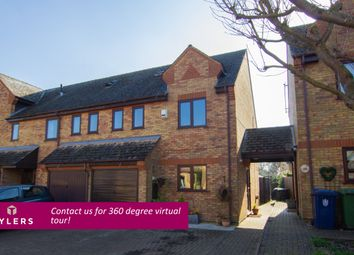 3 bed end terrace house for sale in Wallmans Lane, Swavesey CB24