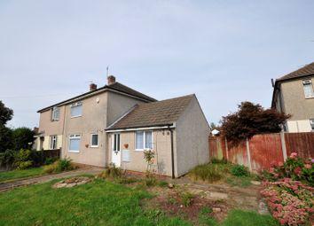 Thumbnail 4 bed semi-detached house to rent in Kendal Walk, Oakwood, Derby