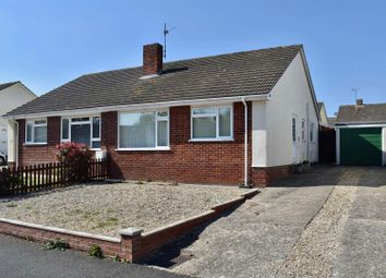 Thumbnail 2 bedroom semi-detached bungalow for sale in Galmington Drive, Taunton