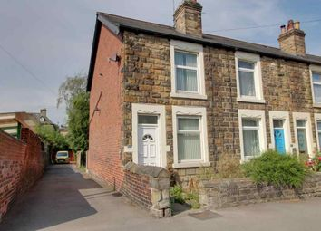 Thumbnail 2 bed end terrace house to rent in Hall Road, Handsworth, Sheffield
